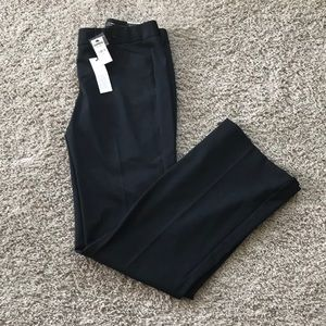 NWT Express low rise Editor Original Flare Pant